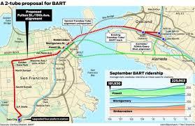 bart extensions bart running out of transbay carrying capacity savemuni