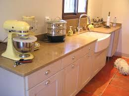 cuisine avec plan de travail en bois revetement plan de travail cuisine castorama avec plan de travail 3m