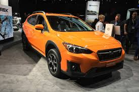 subaru crosstrek 2018 colors subaru brings back a bigger bolder crosstrek pseudo crossover for