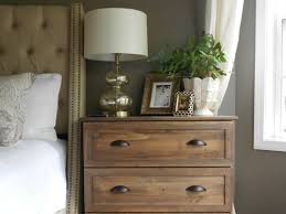 how to turn an ikea dresser into a high end nightstand insider