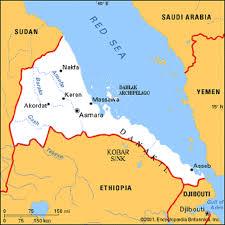 africa map eritrea aviv spies on region from its base in eritrea island us website