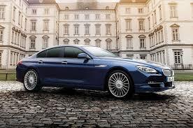 2015 bmw alpina b6 xdrive gran coupe test motor trend