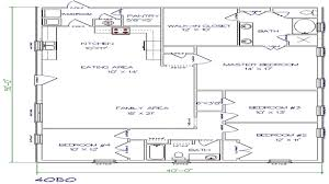 metal house plans ranch house plans 40x50 home pattern