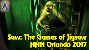 how to print halloween horror nights tickets saw the games of jigsaw highlights from halloween horror nights