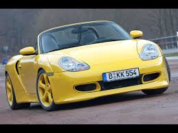 yellow porsche boxster 2004 porsche boxster information and photos zombiedrive