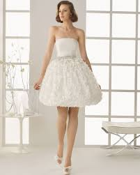 download short white dresses for wedding wedding corners