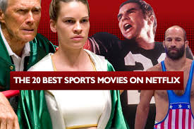the 20 best sports movies on netflix decider
