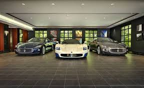 most beautiful car garages ever