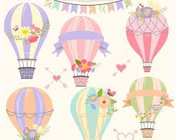 air balloon l for sale vintage boy air balloons clipart with digital papers vintage