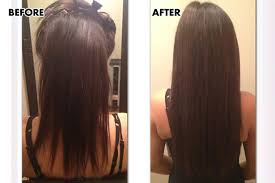 22 inch hair extensions before and after 2 jpg