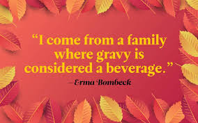 16 thanksgiving quotes to at the table reader s