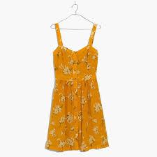 silk fleur bow back dress in butterfly garden casual dresses