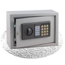 safes home electronic drawer wall mount gun safe