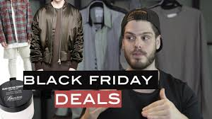 best black friday deals for men the best cyber monday deals men u0027s fashion 2016 youtube