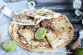 cuisiner avec du lait de coco crêpes au lait de coco et citron végétarienne sans lactose