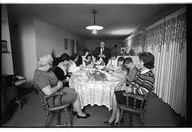 thanksgiving 1969 george k u0027big george u0027 simon old news