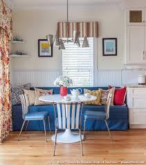 corner banquette bench breakthrough for a scandinavian dining room
