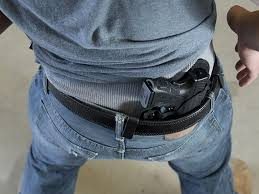 Most Comfortable Concealed Holster Best Iwb Holster Inside The Waistband Aliengearholsters