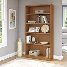 sturdy bookcase for heavy books solid oak bookcase wayfair