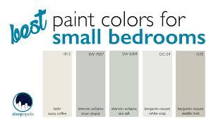 Best Paint For Small Bedroom Small Bedroom Design Sleepopolis