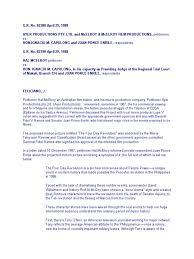 ayer productions v judge capulong injunction complaint