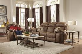 Rocking Reclining Loveseat With Console Flexsteel Latitudes Como Power Gliding Rocking Recliner Loveseat