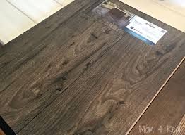 Rustic Laminate Flooring Why We Are Choosing Laminate Flooring For Our Home Mom 4 Real