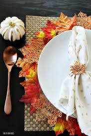 Fall Decor Diy - diy maple leaf charger plate my dollar store diy this is our bliss