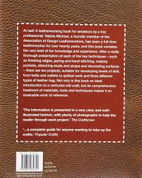 the leatherworking handbook a practical illustrated sourcebook of