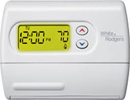 white rodgers thermostat troubleshooting 28 images white