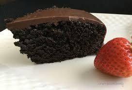 super fudgy chocolate orange cake eggless curry and vanilla