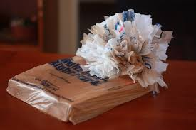 gift plastic wrap giftwrap challenge plastic bags
