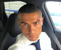 how to do cristiano ronaldo hairstyle cristiano ronaldo haircut real madrid star s striking new look
