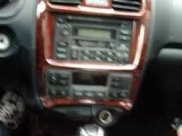 hyundai sonata 2005 radio bezel youtube