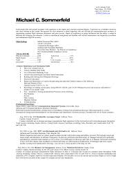 Sample Resume Objectives For Electronics Technician by Radio Repair Sample Resume Property Caretaker Cover Letter