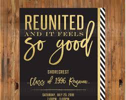 50th high school class reunion invitation high school reunion invitation college reunion class of