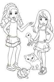 lego friends coloring pages printable free căutare google lego
