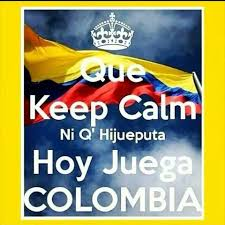 imagenes chistosas hoy juega colombia hoy ganamos co pinterest colombia