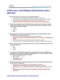 ccna 1 v5 1 v6 0 chapter 2 exam answers 2017 u2013 100 full ip