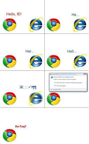 Internet Explorer Meme - image 253229 internet explorer know your meme