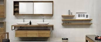massivholzmöbel badezimmer einfach authentische möbel für das bad essentialluxury