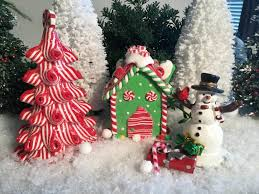 candy cane fairy party kick off for christmas teelie u0027s fairy garden
