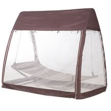 Hanging Canopy by Outdoor Canopy Cover Hanging Swing Hammock With Mosquito Net 7 6x4