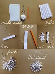 25 unique diy snowflakes ideas on paper snowflakes