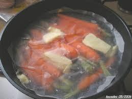 cuisiner des carottes la poele nouvelles glacées façon joël robuchon