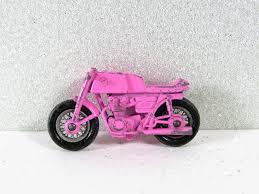 matchbox honda matchbox pink honda motorcycle