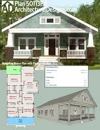 Architectural Designs House Plans by Plan 50113ph Bungalow House Plan With Flexible Kitchen Bungalow