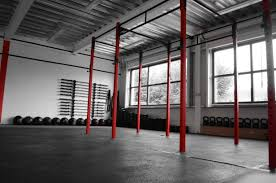 altrincham u0027s first crossfit gym opens in final vacant unit on
