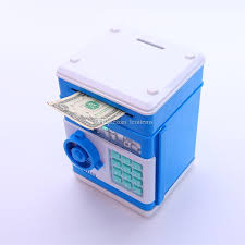 money box discount mini atm money box safety electronic password chewing