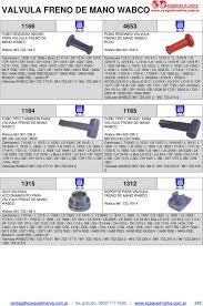 Super VALVULA APU WABCO. / fax gratuito: / PDF #HW63